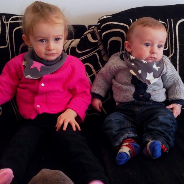 Raphaëlle et Valentin mars 2015