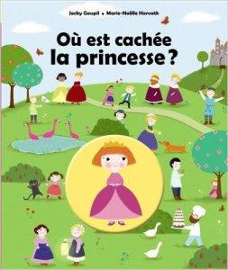 ou est cachee la princesse